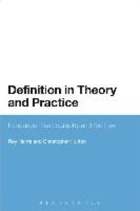 Definition in Theory and Practice