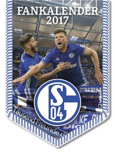 FC Schalke 04 Bannerkalender 2018
