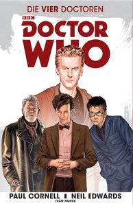 Doctor Who - Die vier Doctoren