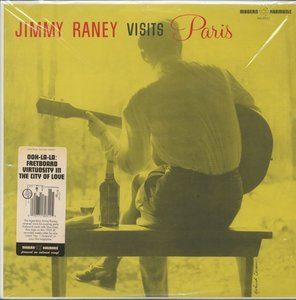 Jimmy Raney Visits Paris (LP,Red Vinyl)