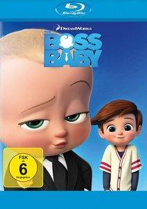 The Boss Baby, 1 Blu-ray