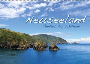 Neuseeland - Vielfalt der Südinsel