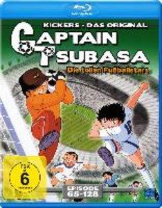 Captain Tsubasa - Die tollen Fußballstars - Box 2