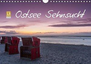 Ostsee Sehnsucht (Wandkalender 2018 DIN A4 quer)