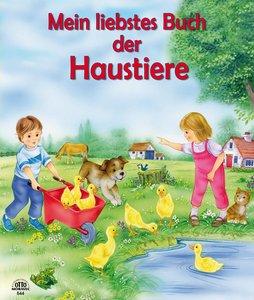 Mein liebstes Buch der Haustiere