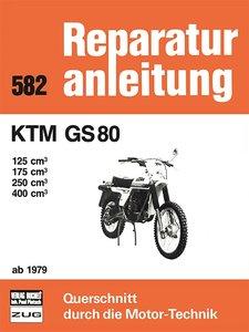 KTM GS 80 ab 1979