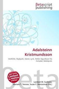 Adalsteinn Kristmundsson