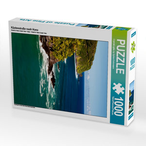 Road to Hana - Coast View 1000 Teile Puzzle hoch
