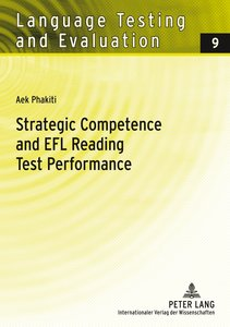 Strategic Competence and EFL Reading Test Performance