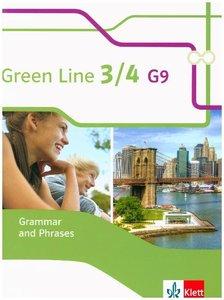 Green Line 3/4 G9. Grammar ans Phrases Klassen 7/8. Ausgabe ab 2
