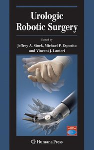 Urologic Robotic Surgery