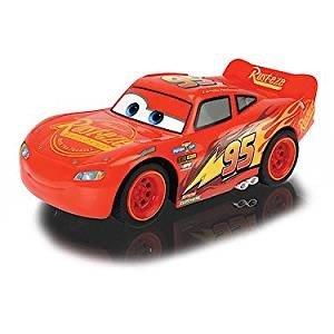 Dickie 203081000 - Disney Cars 3 - Lightning McQueen Single Driv