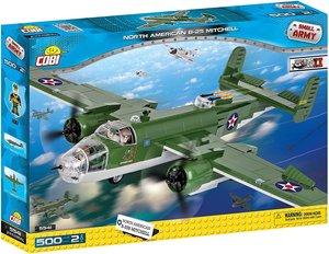Cobi 5541 - Small Army, North American B-25 Mitchell, amerikanis
