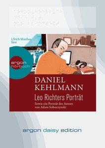 Leo Richters Porträt (DAISY Edition)