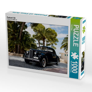Packard 120 1000 Teile Puzzle quer