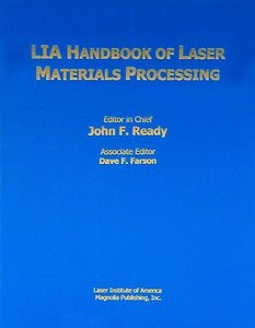 LIA Handbook of Laser Materials Processing