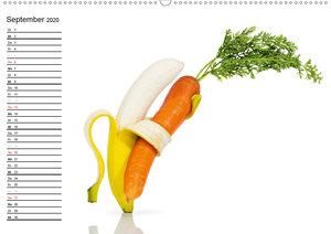 Küchenkalender Bananen Tango / Geburtstagskalender