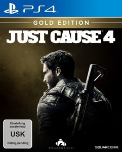 Just Cause 4 Gold Edition (Steelbook)