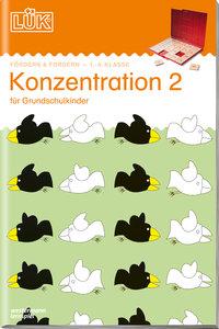 LÜK. Konzentration 2