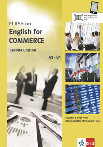 FLASH ON ENGLISH for Commerce. Kurs- und Übungsbuch + Audio onli