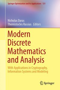 Modern Discrete Mathematics and Analysis