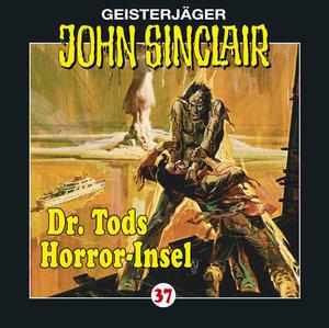 Dr.Tods Horrorinsel 37 (1 CD)