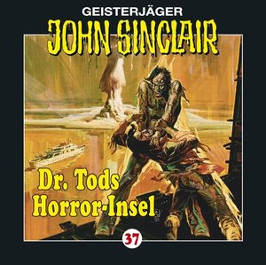 Dr.Tods Horrorinsel 37 (1 CD)