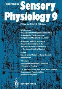 Progress in Sensory Physiology 9