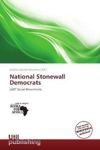 NATL STONEWALL DEMOCRATS