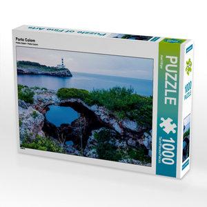 Porto Colom 1000 Teile Puzzle quer