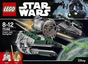 LEGO® Star Wars 75168 - Yodas Jedi Starfighter