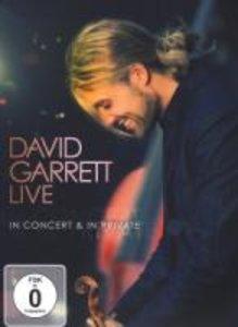 David Garrett Live-In Concert & in Private
