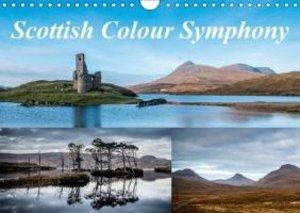 Scottish Colour Symphony (Wall Calendar 2015 DIN A4 Landscape)