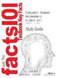 Studyguide for Advanced Macroeconomics by Romer, David, ISBN 978