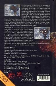 Weltmusik Atlas (Afrika Vol.1)