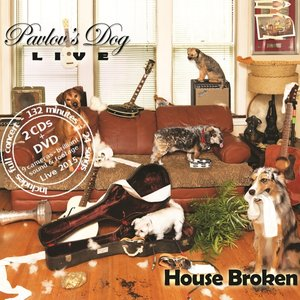 House Broken-Live 2015 (2CD+DVD)
