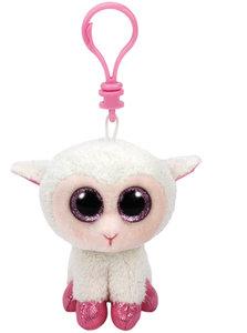 Clip - Lamm Twinkle creme 8,5cm