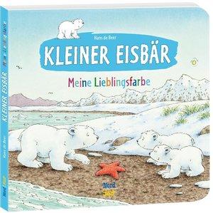 Kleiner Eisbär - Meine Lieblingsfarbe