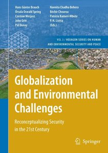 Globalization and Environmental Challenges