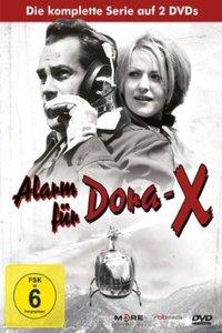 ALARM FÜR DORA X - DIE KOMPLETTE SERIE