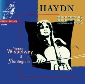 Cello Concerto In C & D