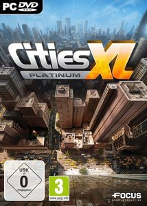 Cities XL Platinum (Hammerpreis). Für Windows XP/Vista/7