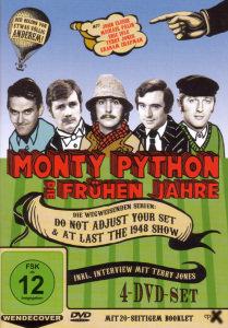 Monty Python - Die frühen Jahre