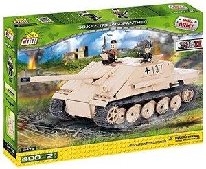 COBI 2473 - SD KFZ 173 Jagdpanther, beige