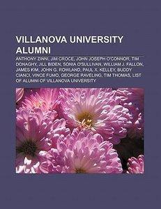 Villanova University alumni