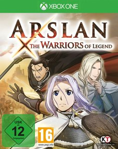 Arslan: The Warriors of Legend (XBox ONE)
