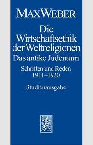 Max Weber Studienausgabe