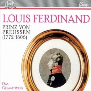 Louis Ferdinand Prinz von Preuáen