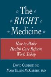 The Right Medicine