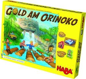 Gold am Orinoko